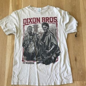 Other - The Walking Dead tee